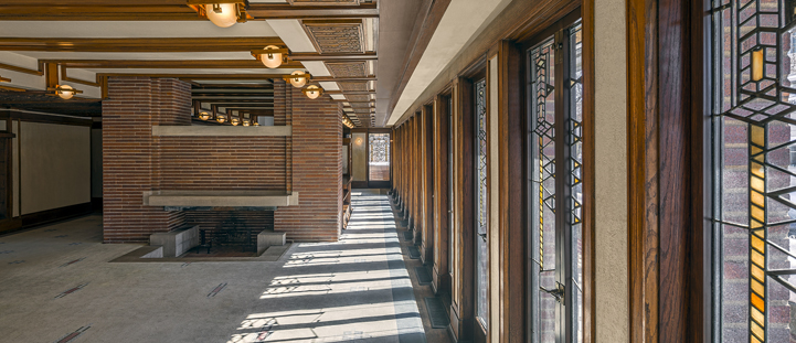 Robie House To Begin Interior Restoration Flwbc